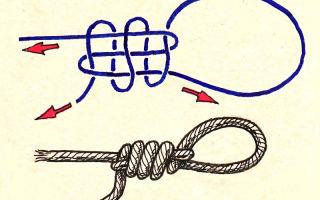 8 основных способов вязки морских узлов