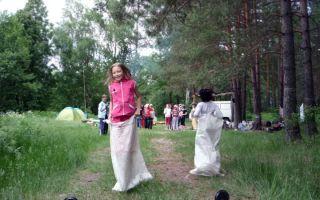 Игры для похода: во что поиграть в походе взрослым и детям?
