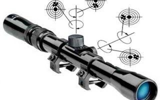 Где и как производится пристрелка оружия