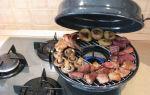Как выбрать посуду для приготовления шашлыка