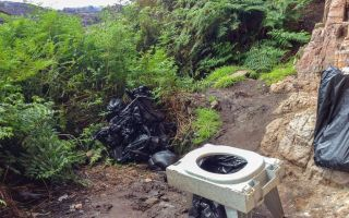 Туалет в походе блажь или необходимость