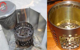 Как делается печь-щепочница своими руками?