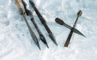 Устройство и изготовление пешни для зимней рыбалки