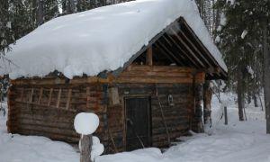 Зимовье в тайге: особенности и правила строительства своими руками